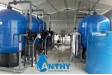 Hệ thống làm mềm nước 80m³/giờ - Nhà máy Ilshin