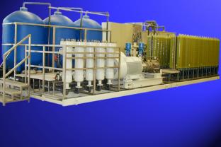 Xử lý nước rỉ rác bằng công nghệ Disc Tube RO